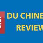 Review Ứng dụng Du Chinese 2020 - Tập đọc Thumbnail